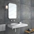 Made Stone  bathroom Sink,New Fashion design BS-8418
