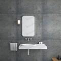 Europe New design Resin Basin,Stone Sink,hanging Basin (BS-8419)
