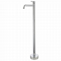 Latest Design  Floor Stand Bathroom Water Faucet   BS-F51016