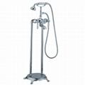 Modern Floor Faucet Mixer  BS-F51018