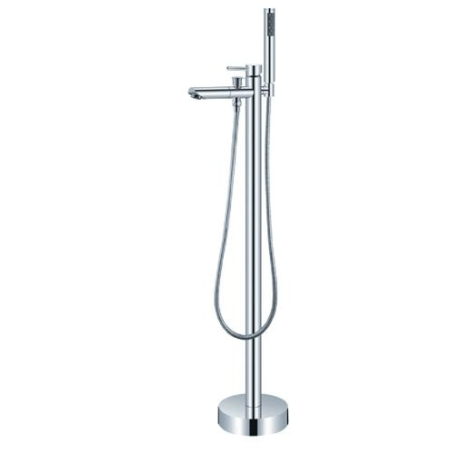 Bath Faucet,Standing Copper Shower Mixer BS-F51025 1