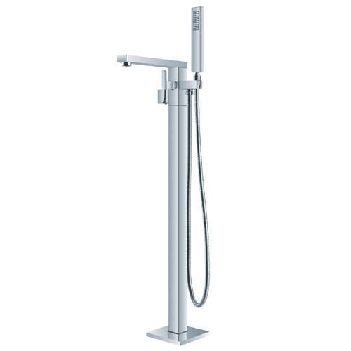 European Design Modern Floor Stand Bathroom Faucet  BS-F51030 1