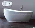 free standing bathtub  BS-6208