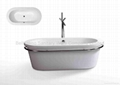 new design bathtub BS-6502