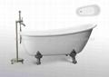 clawfoot bathtub  BS-6301A