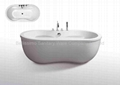freestanding bathtub  BS-6501
