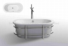 Acrylic Bathtub BS-6503