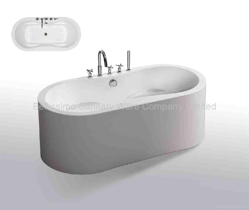 freestanding bathtub BS-6205
