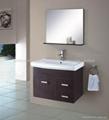 Modern colored bathroom  HC-5008
