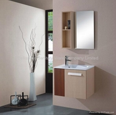 Best sell to Europe Wood bathroom cabinet  HC-5005