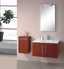 New style bathroom cabin