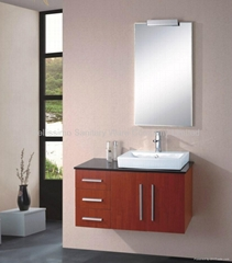 China bathroom cabinet(Wood)HC-5001-3