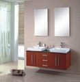 Sanitary Ware Colored Public Bathroom Vanity Made In China  HC-5000-3