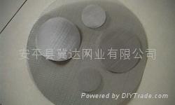 304材质过滤筒不锈钢网筒 5