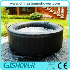 Hot Sale Adult Spa PVC folding Portable bathtub