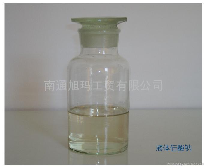Liquid Sodium Silicate (Water Glass) 1