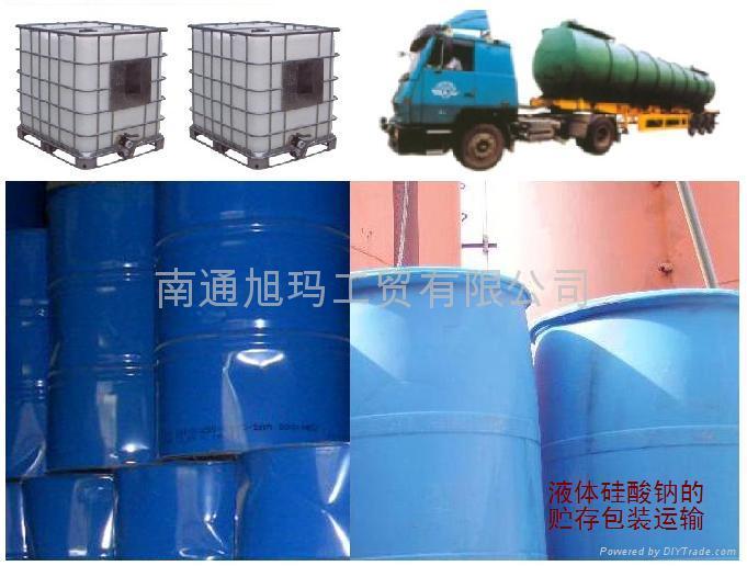 Liquid Sodium Silicate (Water Glass) 2