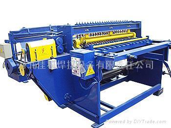 舒樂板網排焊機 1
