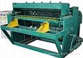 舒樂板網排焊機 2