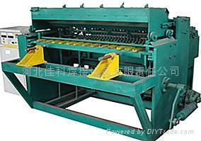 養殖籠用網排焊機 1