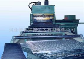 鋼格板焊接設備 2