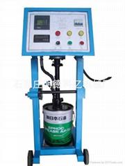 空压机国产分装定量加油机