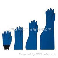 防液氮耐低溫手套防凍手套