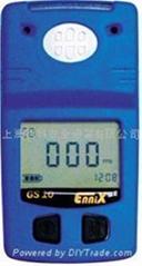 恩尼克思GS10系列有害氣體檢測報警儀單氣體檢測儀
