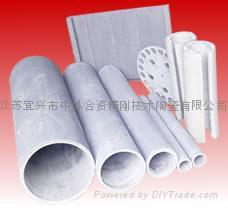 耐火碳化硅陶瓷管