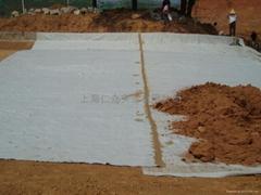 隆堯天然鈉基膨潤土防水毯