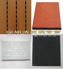 隔音材料隔音门窗与隔声吸音工程