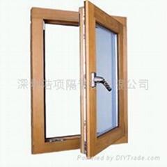 高性价比的三层玻璃隔音门窗