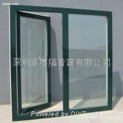 深圳静音隔音玻璃门窗