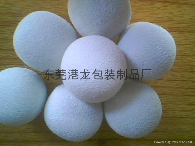 泡沫球棉球洗漂球 5