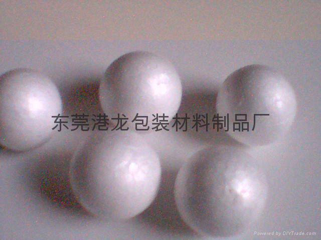 泡沫球棉球洗漂球 4