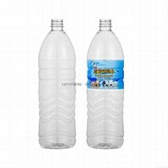 600毫升果汁瓶,方形瓶,酵素瓶,橙汁瓶