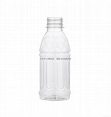 268毫升凉茶瓶,饮料瓶,蜂蜜瓶,果汁瓶