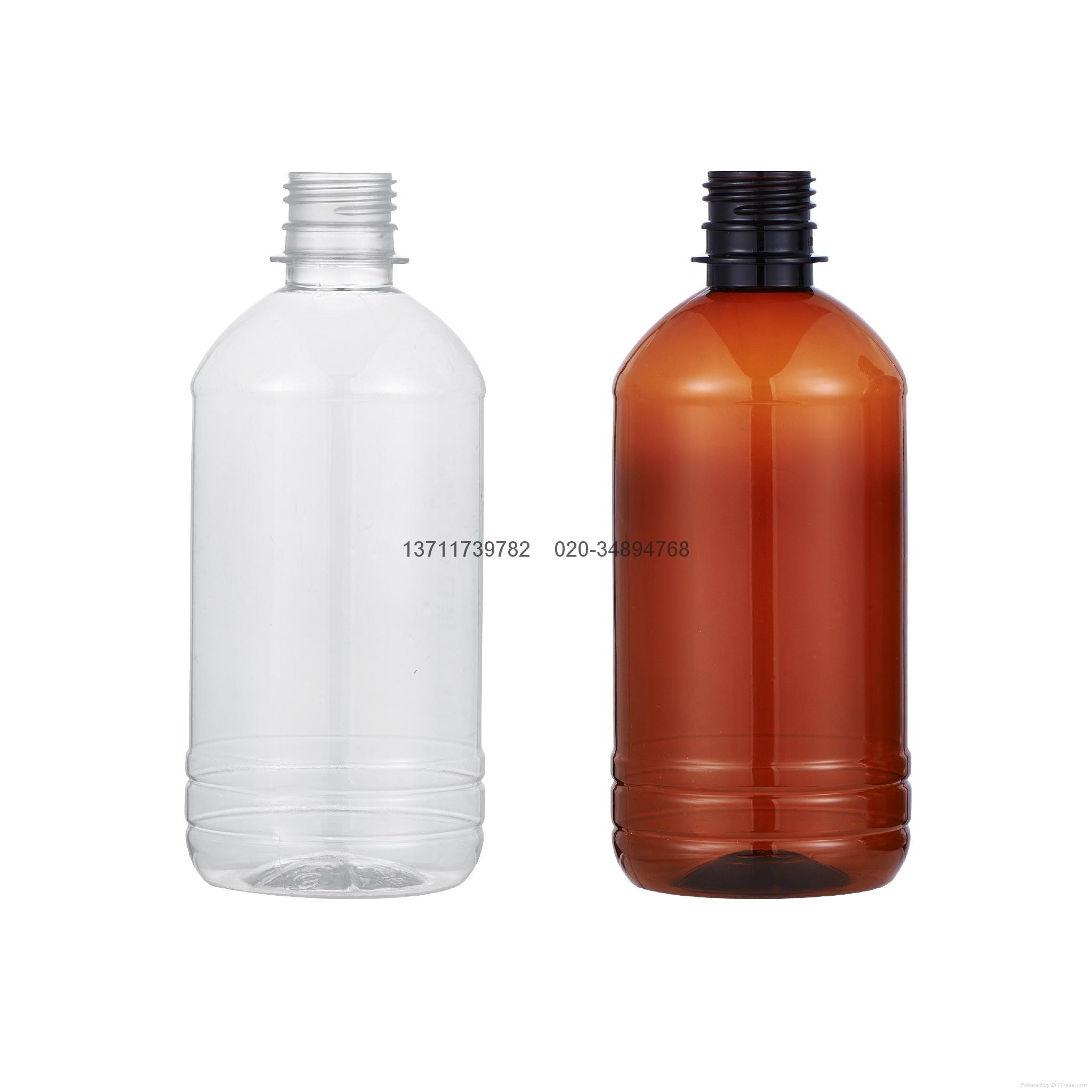 500毫升塑料瓶,农药瓶,化工瓶, 3