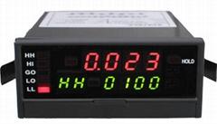 智能報警電流表電壓表