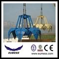 rope clamshell mechanical grab 2