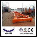semi automatic container spreader