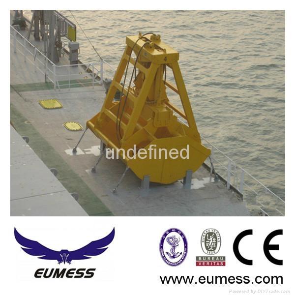 6-12cbm Remote Control Grab for Bulk Cargo  3