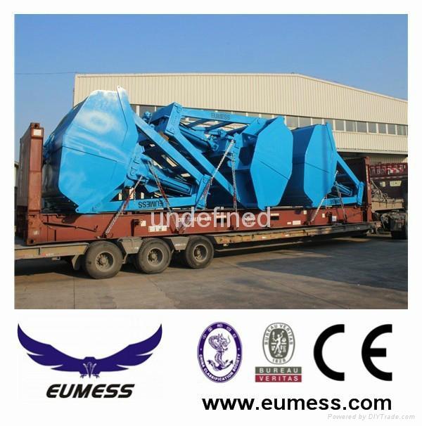 6-12cbm Remote Control Grab for Bulk Cargo  5