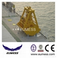 Ship Bulk  Cargo Remote Control Grab  2
