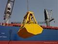 10cbm Remote Control Grab for Bulk Cargo  3