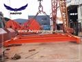 20 feet semi-auto container spreader