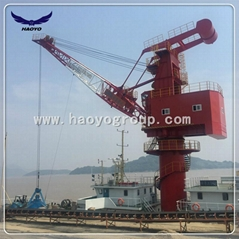 Barge Floating Crane