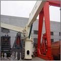 5噸13.5米直臂液壓甲板港口吊機 2