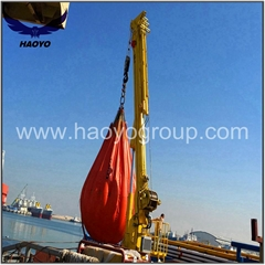 3T Ship Hydraulic Telescopic Crane