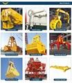 3T 15M Fix Boom Hydraulic Deck Marine Crane  8
